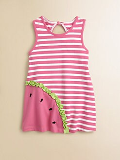 Florence Eiseman - Toddler's & Little Girl's Striped Watermelon Dress