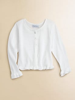 Florence Eiseman - Toddler's & Little Girl's Ruffled Cardigan