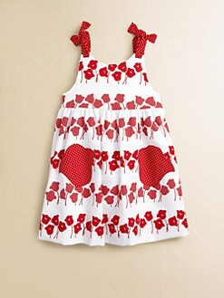 Florence Eiseman - Toddler's & Little Girl's Polka Dot Tulip Dress