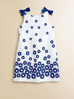 Florence Eiseman - Toddler's & Little Girl's Floral Ribbon Dress