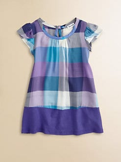 Splendid - Toddler's & Little Girl's Bright Plaid Dress