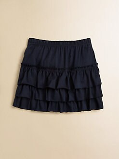 Petit Bateau - Toddler's & Little Girl's Ruffled Skirt
