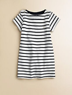 Petit Bateau - Toddler's & Little Girl's Striped Dress