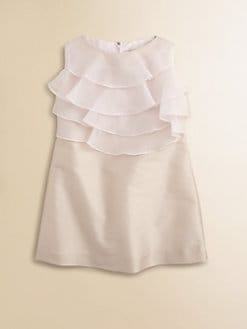 Isabel Garreton - Toddler's & Little Girl's Illusion Chiffon Dress