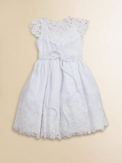 Isabel Garreton - Toddler's & Little Girl's Vintage Lace & Chiffon Dress