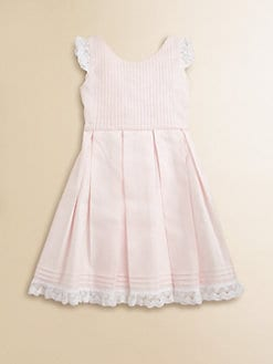 Isabel Garreton - Toddler's & Little Girl's Pintuck Dress