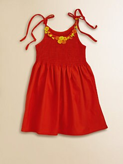 Isabel Garreton - Toddler's & Little Girl's Smocked Sundress
