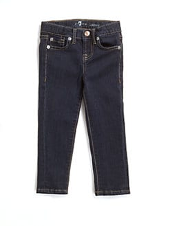 7 For All Mankind - Toddler's & Little Girl's Skinny Jeans