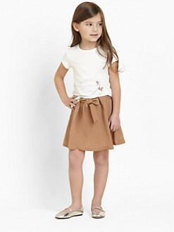 Chloe - Toddler's & Little Girl's Sequined Tee