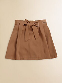 Chloe - Toddler's & Little Girl's Satin Bow Skirt