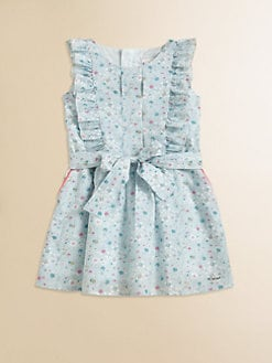 Chloe - Toddler's & Little Girl's Floral Print Dress