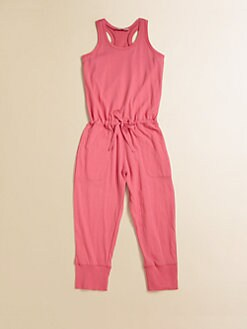 Stella McCartney Kids - Toddler's & Little Girl's Flo Jumpsuit