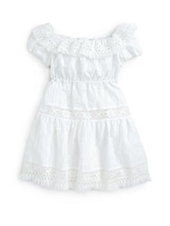 Dolce & Gabbana - Toddler's & Little Girl's Crochet Dress