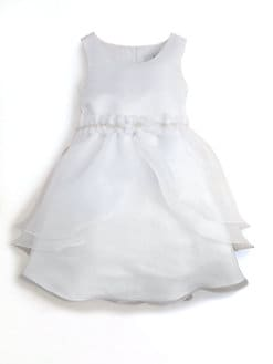 Us Angels - Toddler's & Little Girl's Layered Organza Dress