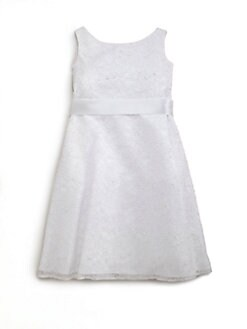 Us Angels - Toddler's & Little Girl's Lace Dress