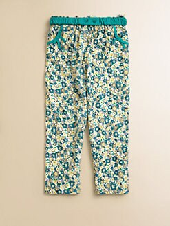Lili Gaufrette - Toddler's & Little Girl's Floral Print Pants