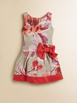 Zoe - Toddler's & Little Girl's Floral Print Dress