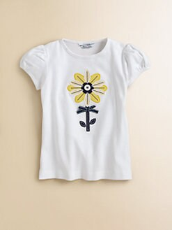 Hartstrings - Toddler's & Little Girl's Sunflower Tee