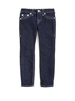 True Religion - Toddler's & Little Girl's Casey Super Skinny Denim Leggings