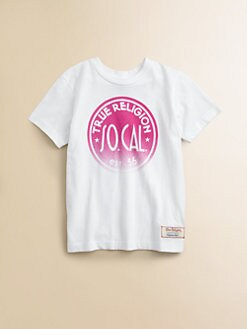 True Religion - Toddler's & Little Girl's SoCal Tee