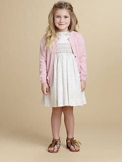 Oscar de la Renta - Toddler's & Little Girl's Cashmere Cardigan