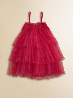 Junior Gaultier - Toddler's & Little Girl's Layered Party Dress