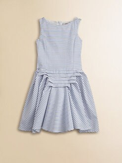Junior Gaultier - Toddler's & Little Girl's Popeline Cotton Dress