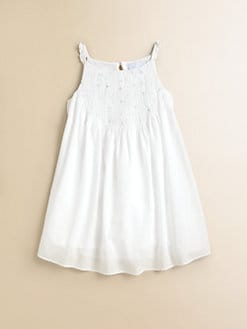 Tartine et Chocolat - Toddler's & Little Girl's Smocked Sundress