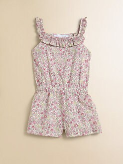 Tartine et Chocolat - Toddler's & Little Girl's Floral Playsuit