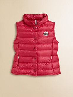 Moncler - Toddler's & Little Girl's Down Vest