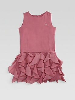 Gucci - Toddler's & Little Girl's Imperial Silk Dress