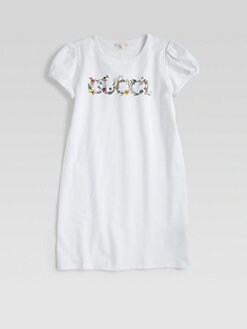 Gucci - Toddler's & Little Girl's Floral Jersey Dress