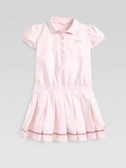 Gucci - Toddler's & Little Girl's Piqu&#233; Polo Dress