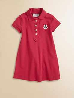 Moncler - Toddler's & Little Girl's Polo Dress