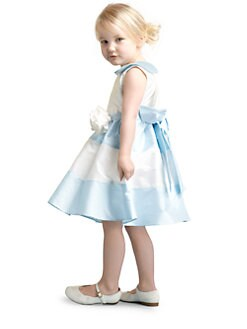 Us Angels - Toddler's & Little Girl's Satin Dress