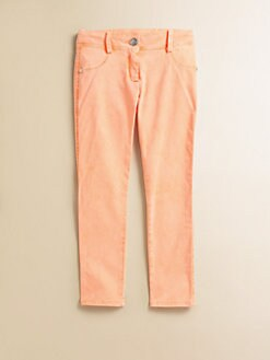 Little Marc Jacobs - Toddler's & Little Girl's Satin Slim-Fitting Pants