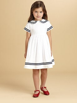 Oscar de la Renta - Toddler's & Little Girl's Sailor Dress