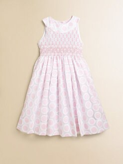Anavini - Toddler's & Little Girl's Kathy Circle Dress