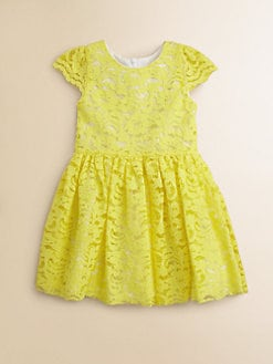 Halabaloo - Toddler's & Little Girl's Lace Dress