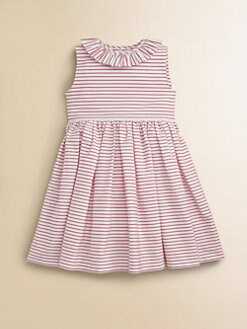 Baby CZ - Toddler's & Little Girl's Striped Dress