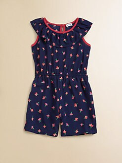 Splendid - Toddler's & Little Girl's Print Romper