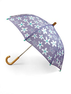 Hatley - Toddler's & Little Girl's Crazy Flowers Umbrella