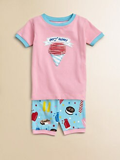 Hatley - Toddler's & Little Girl's Icy Treats Very Sweet Pajama Set