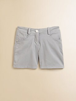 Little Marc Jacobs - Toddler's & Little Girl's Satin Shorts