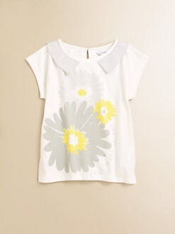 Little Marc Jacobs - Toddler's & Little Girl's Daisy Tee