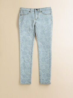 Joe's - Toddler's & Little Girl's Skinny Floral Jeans