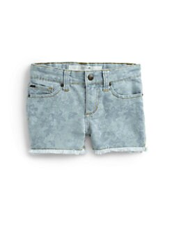 Joe's - Toddler's & Little Girl's Cut-Off Jean Shorts
