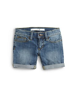 Joe's - Toddler's & Little Girl's Denim Bermuda Shorts