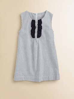 Egg Baby - Toddler's & Little Girl's Seersucker Dress