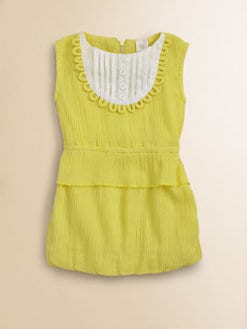 Egg Baby - Toddler's & Little Girl's Gauze Dress